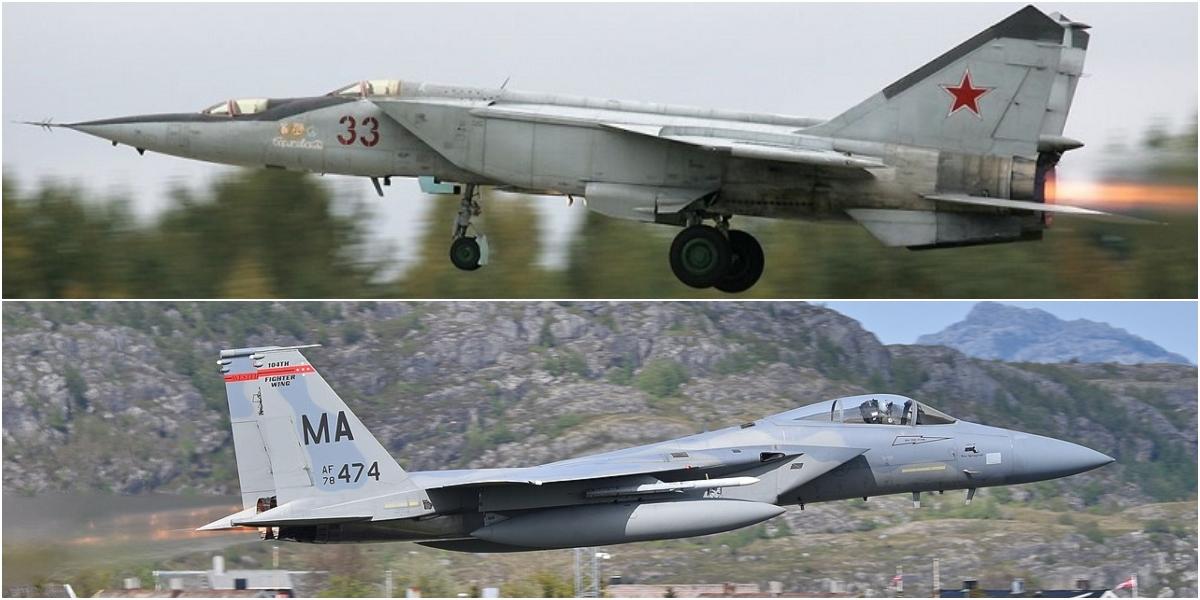 How Soviet Propaganda on MiG-25 led to the development of the F-15 ...