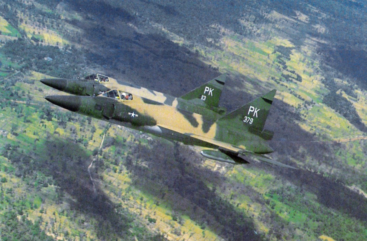 The story of the only USAF F-102 Delta Dagger shot down by a North Vietnamese MiG-21