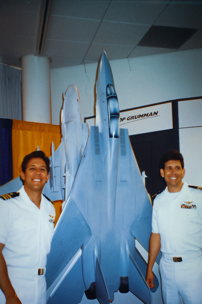 Brothers who flew together in the F-14 produce the ultimate documentary on the mighty Tomcat