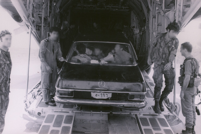 A quick look at Israeli Air Force participation in Operation Entebbe, one of the most daring hostage rescue missions in history