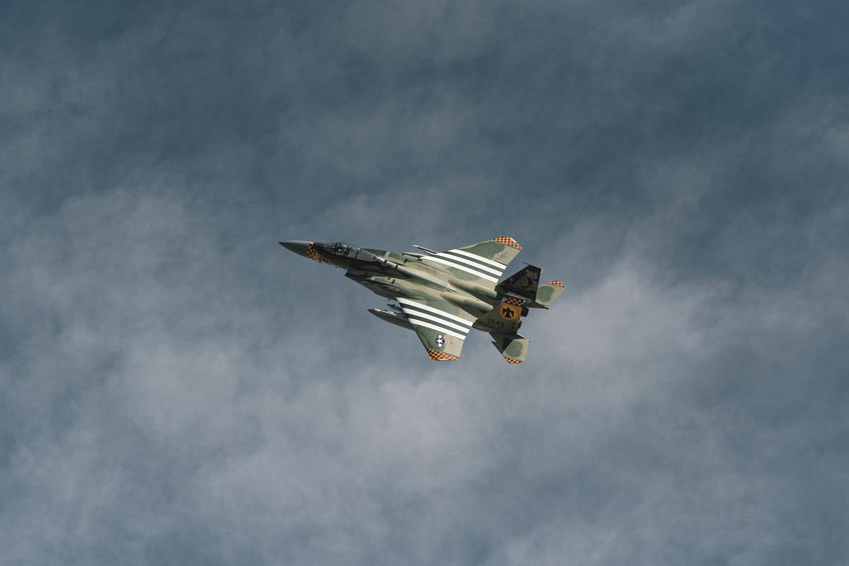 F-15 Eagle driver hits 3,000 flight hours milestone
