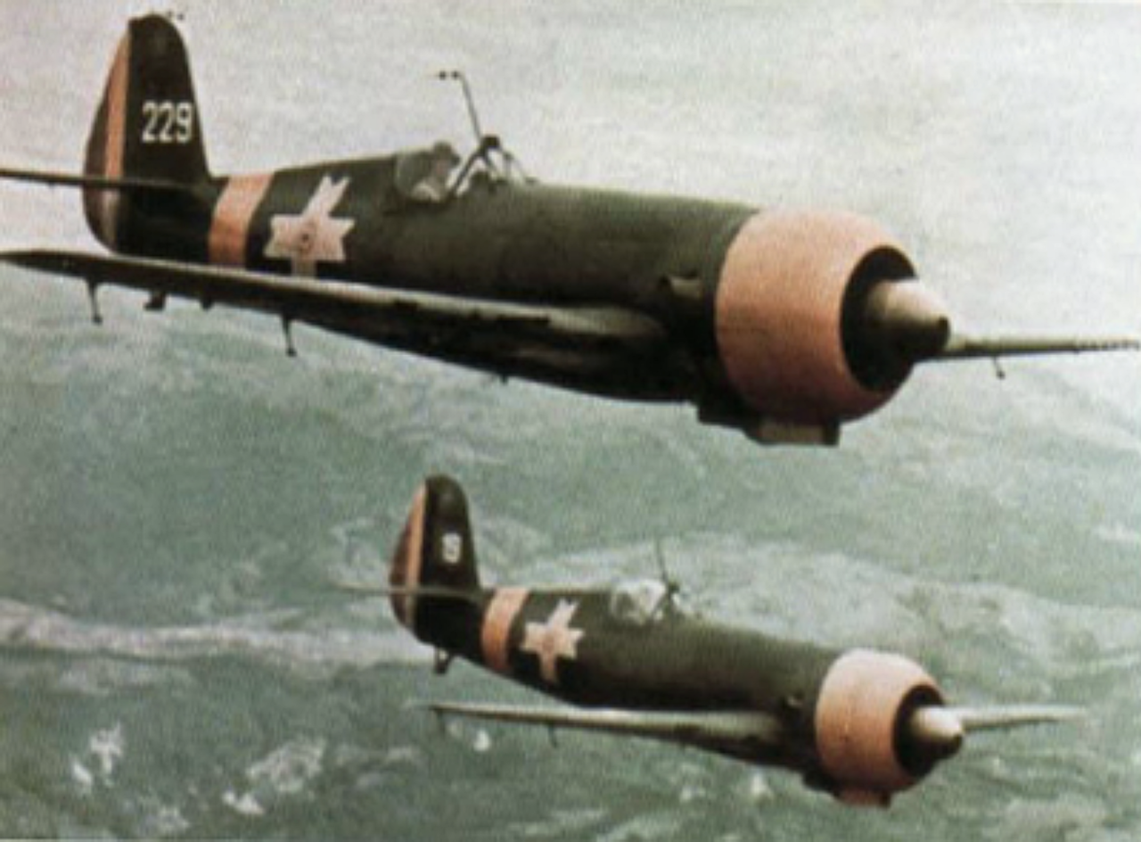 The day Romanian IAR 80 fighters claimed to have shot down 24 American P-38 Lightnings