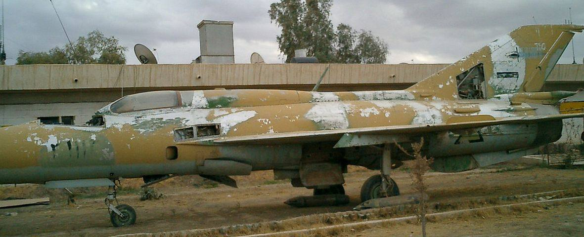 How Iraq opposition to the US policy in Vietnam made the Iraqi Air Force the second-largest operator of MiG-21s in the Middle East