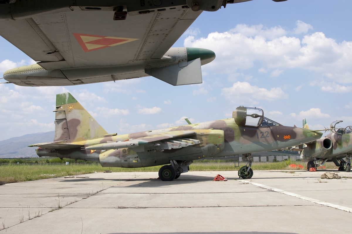 Air war over North Macedonia – how Ukrainian mercenary pilots fought against separatists