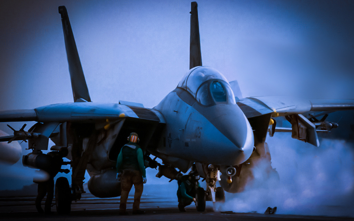 The unknown story of the F-14 Tomcats that diverted to Pakistan during Operation Enduring Freedom