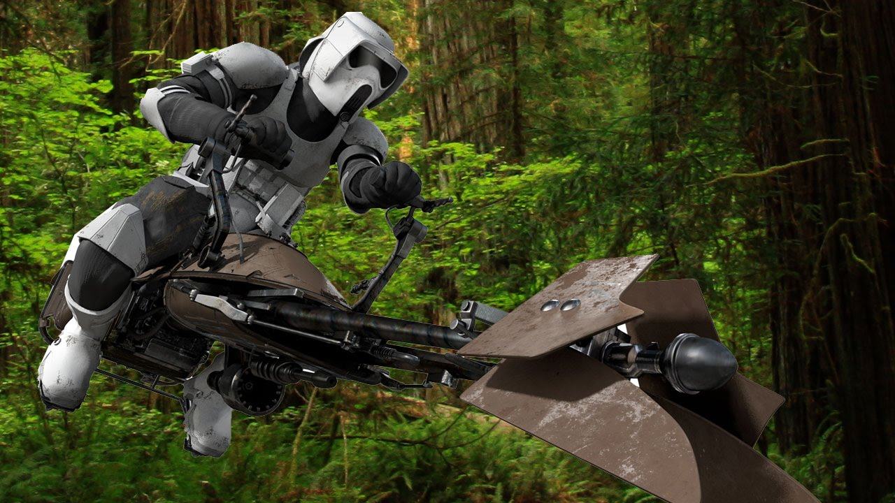 Did you know that the speeder bike sound effects in Return of the Jedi were created using samples of P-38 engine noise? Some interesting facts that made the Lightning the coolest military aircraft of WWII