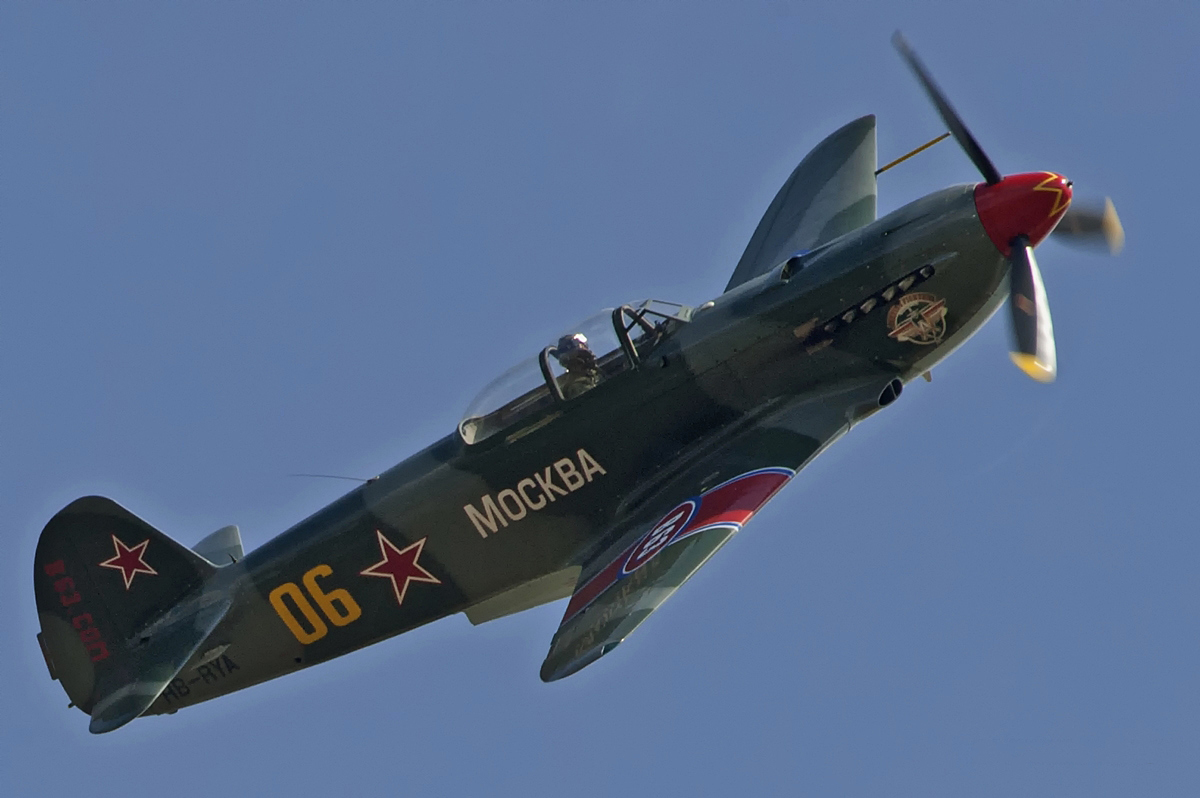 Corsair Vs Yak-9: how two F4Us shot down four Yak fighters and scored USMC first aerial kills of the Korean War