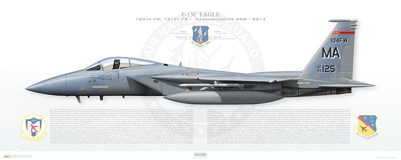 104th FW F-15C