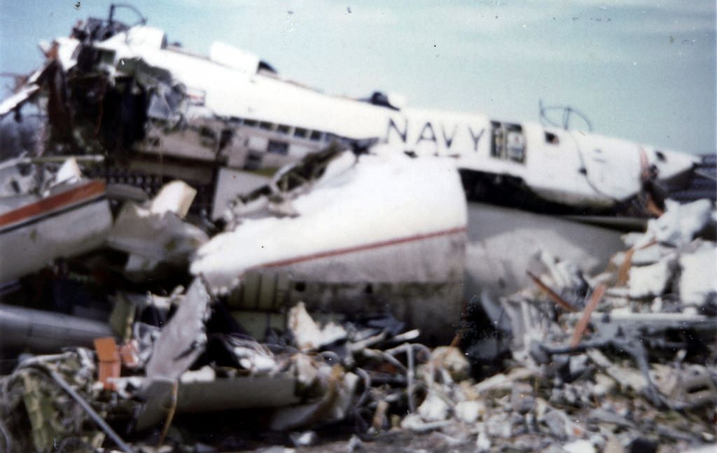 The fatal crash of Grumman test pilot Bill Miller and the search for F-14 Tomcat #10