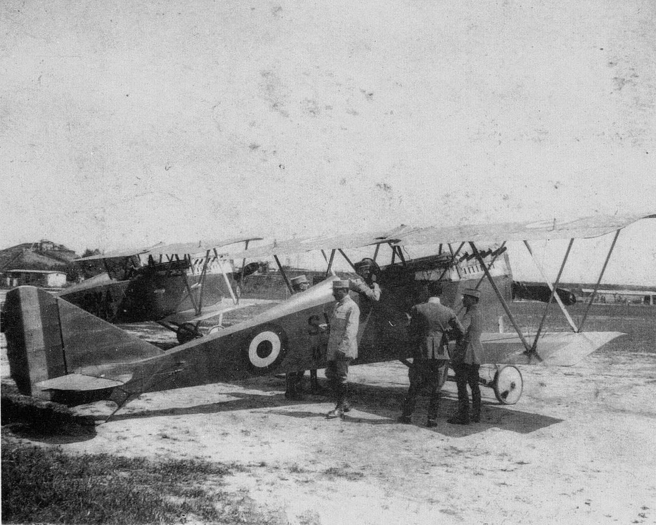 How Italian Caproni and S.V.A. First World War aircraft performed the first real military airlift in the history of aviation