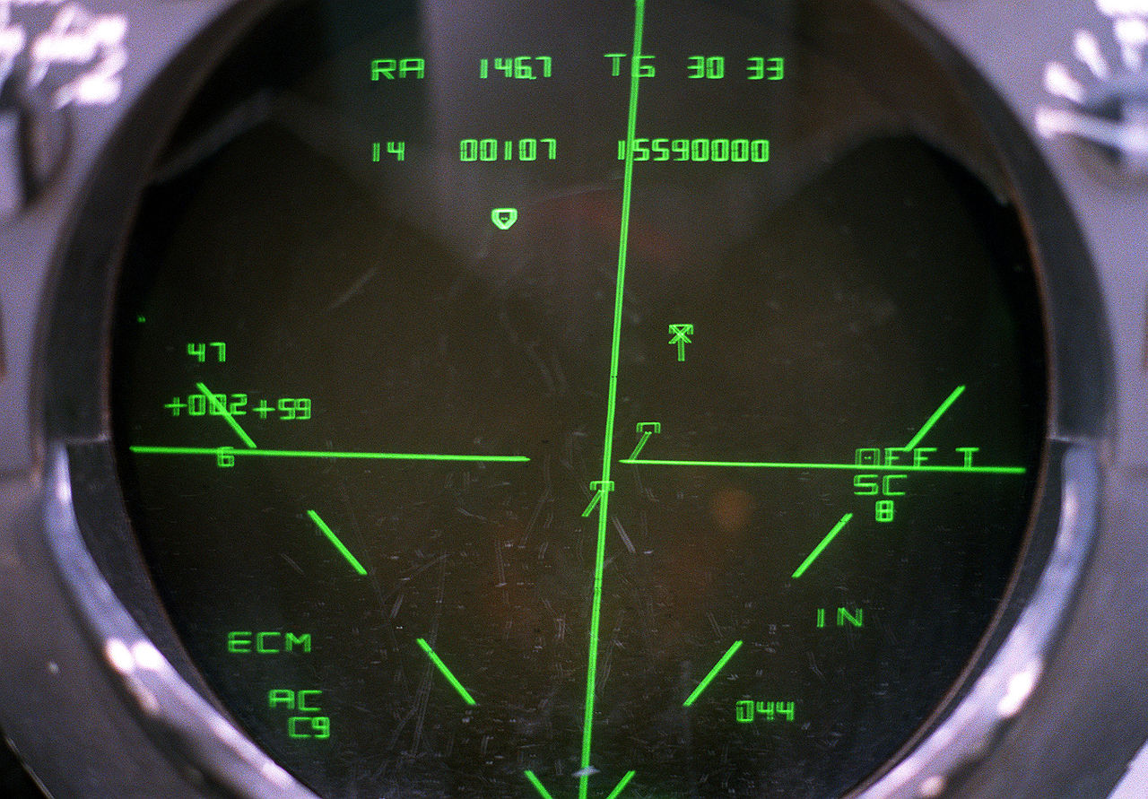 Tomcat Supreme: The F-14's AWG-9 was the most powerful radar in operational service on combat aircraft until the F-22 Raptor with the APG-77 entered service in 2005