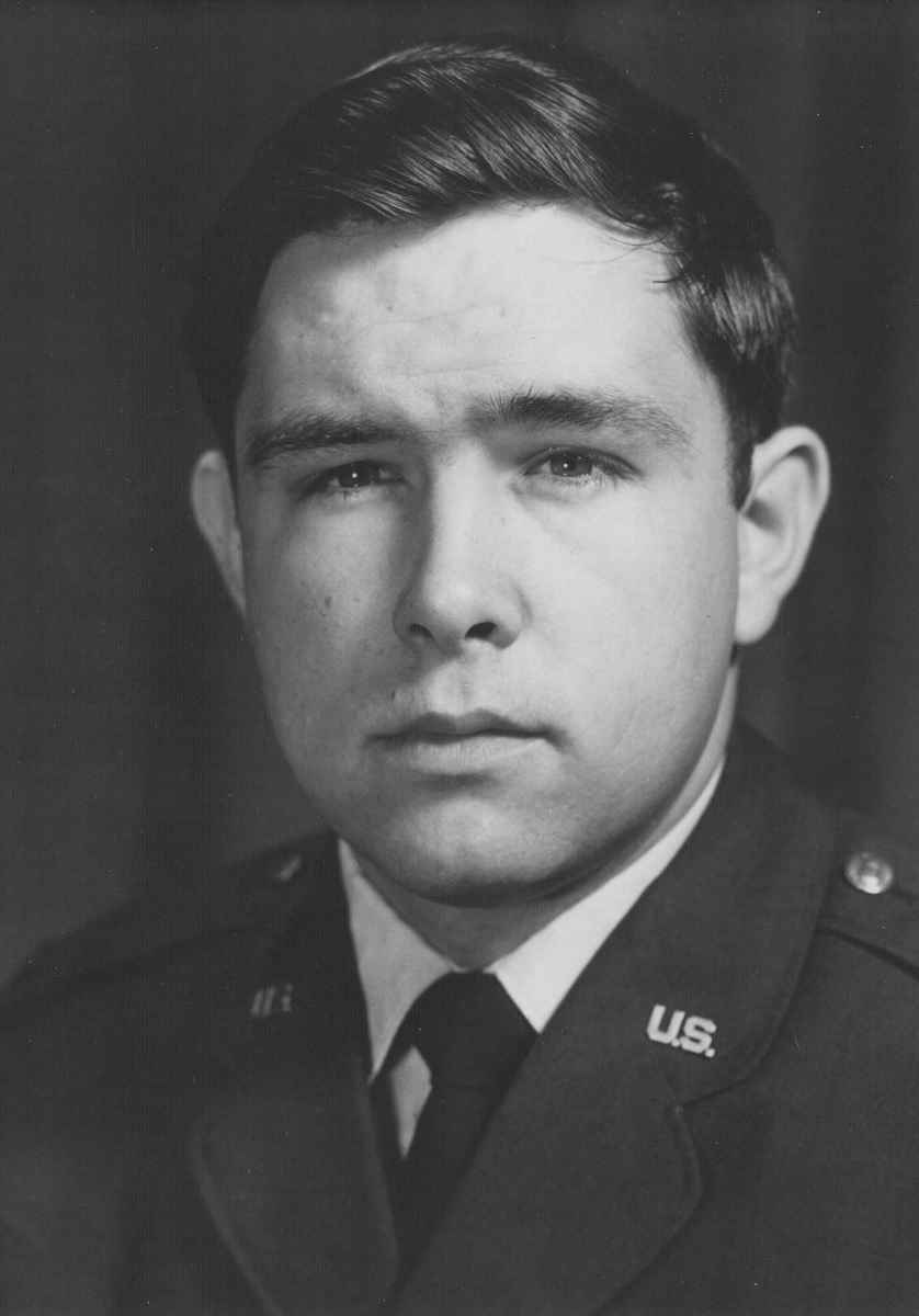 The OV-10 pilot that died after ditching his Bronco to save his observer who couldn't eject because his parachute was shredded by the explosion of a North Vietnamese SA-7