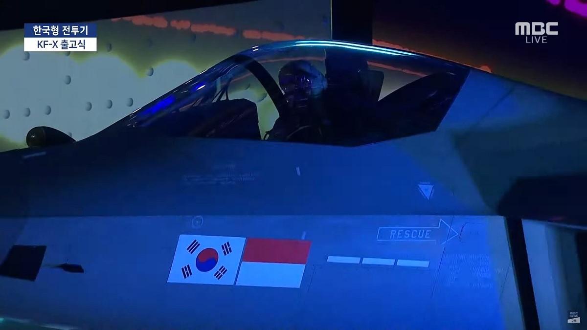 South Korea rolls out KAI KF-21 Boramae 4.5 gen fighter