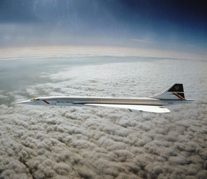 A picture of Concorde flying at Mach 2 doesn't exist. Here's why.