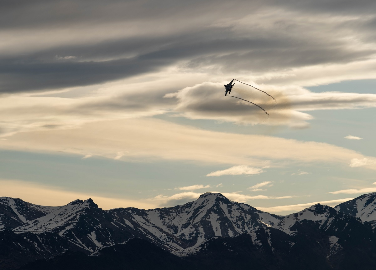 F-15EX Eagle II is being aggressively tested in the skies over Alaska