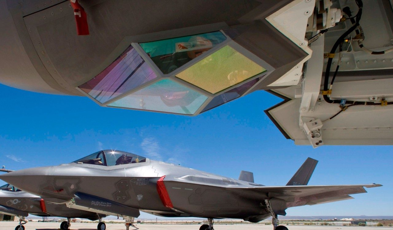 Interesting video shows unique capabilities of the F-35 Lightning II  Electro-Optical Targeting System - The Aviation Geek Club