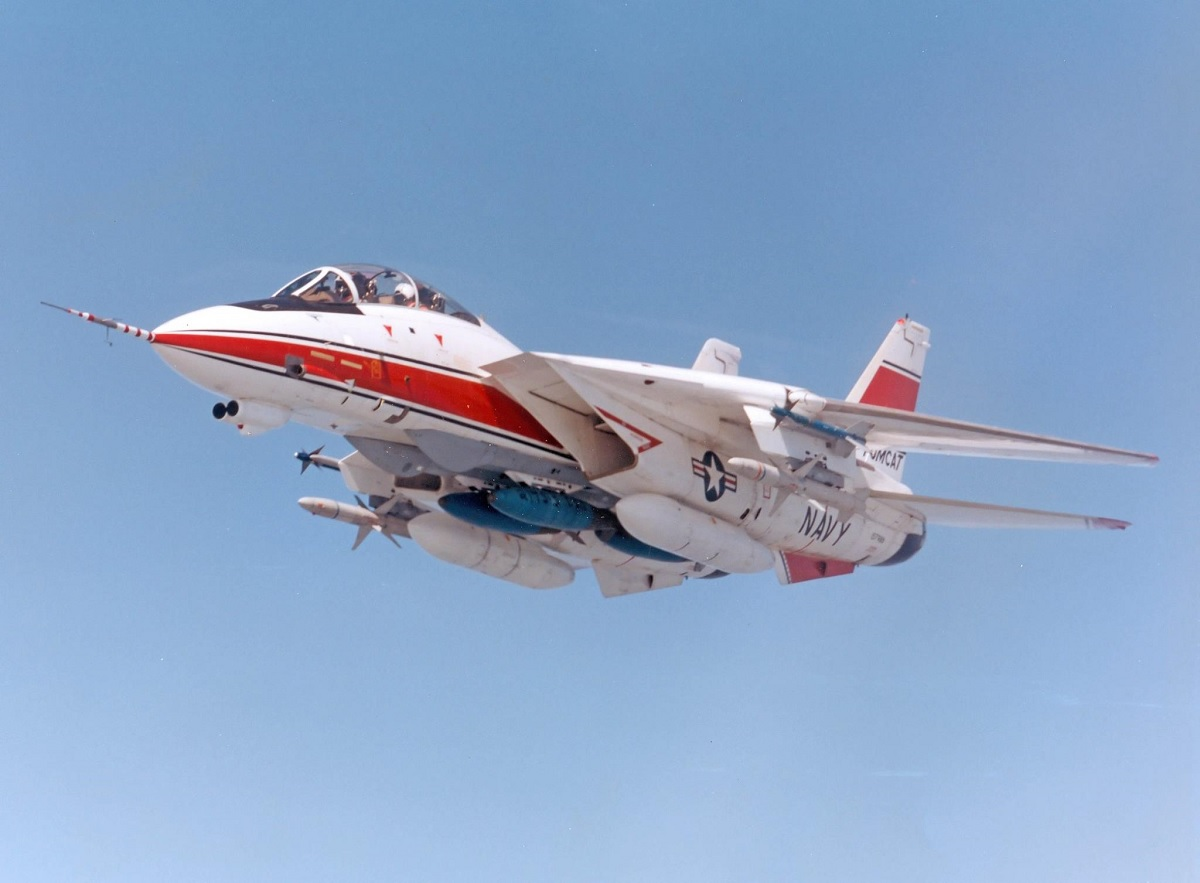 Here's why the F-14 Tomcat was a true multirole fighter (and not just a fleet defense interceptor)