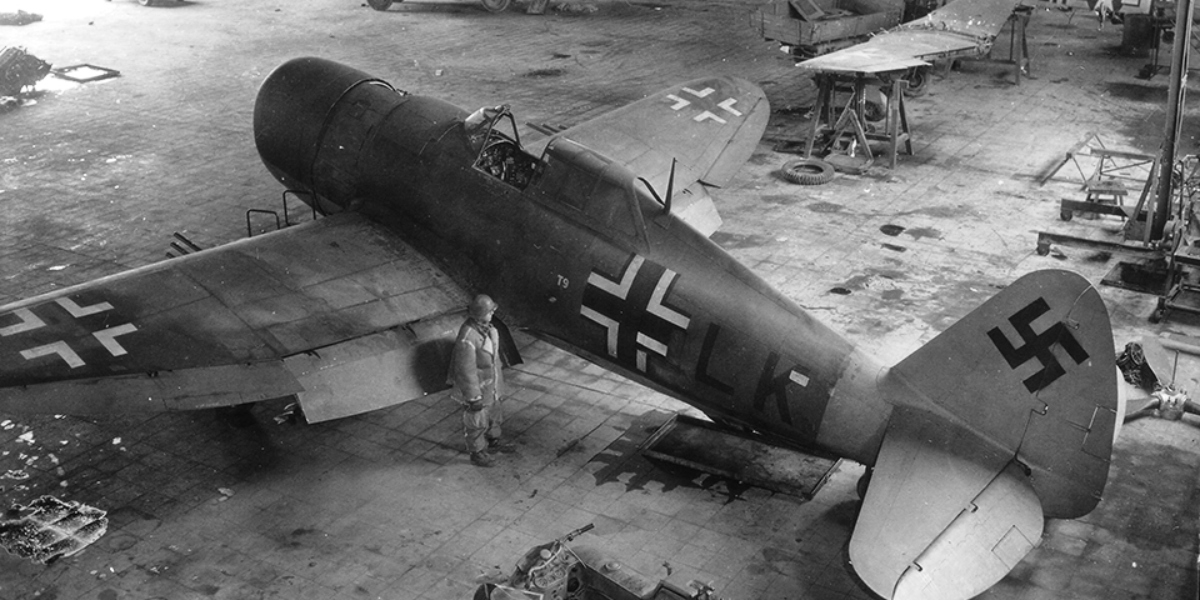 During WWII Axis pilots tested captured Allied aircraft: they deemed the Spitfire a miserable fighter, the LaGG–3 poorly maneuverable and the P-51 disconcerting