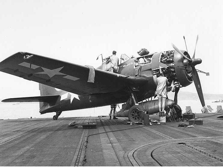 US Navy's leading ace and top F6F Hellcat ace David McCampbell explains how he was able to shoot down 6 D4Y Judy dive bombers during the 'Great Marianas Turkey Shoot'