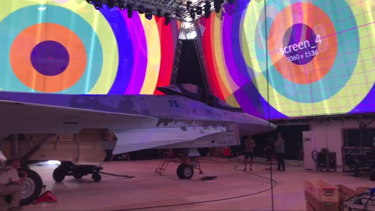 Meet the 'Checkmate', the new Sukhoi lightweight stealth fighter that Russia aims to sell to Argentina, India, Vietnam, and the UAE