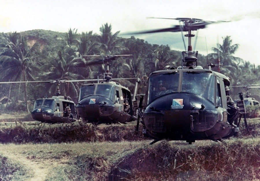 Did you know the average life expectancy of a US Army Huey pilot in combat in Vietnam was only 19 minutes? Some interesting facts about UH-1 aircrew training during the Vietnam War.